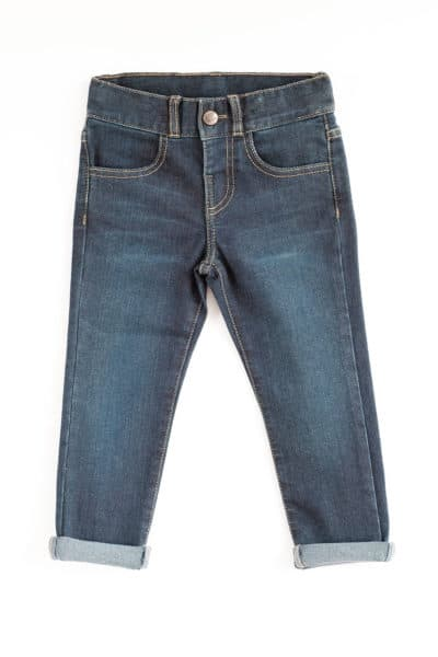 Dreifeder Midi Jeans